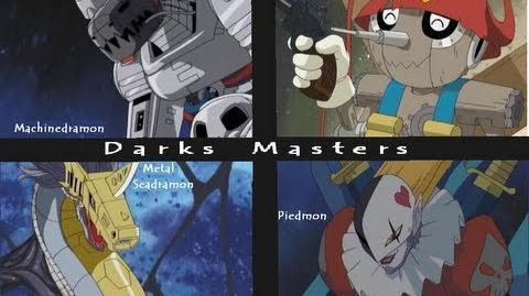 USELESS VIDEO DARK MASTERS ! - Digimon Master Online Leviamon