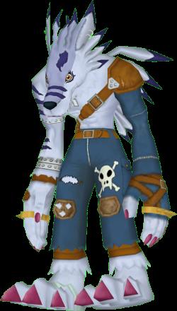 WereGarurumon | Digimon Masters Online Wiki | FANDOM ...