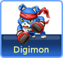 Item logo - Digimon