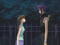 Episode2 Dark asks Risa on a date