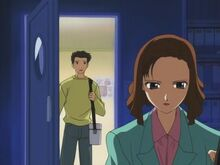 Episode 3 Suzaki and B researching the Cultural Revolution