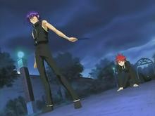 Episode 10 Dark protects Daisuke and Daiki