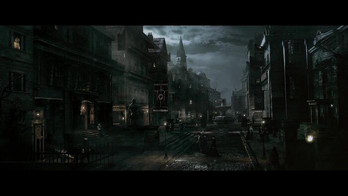 Raveholm Streets