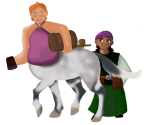 Rilnah and Kirra