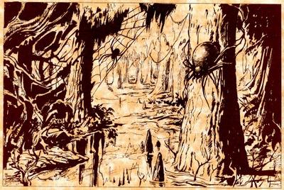 Spider Swamp