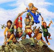 Elmore-Gully Dwarves
