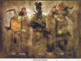 穆尔霍兰德神系Mulhorandi Pantheon