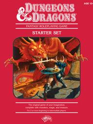 D&D Basic Set 2nd Ed