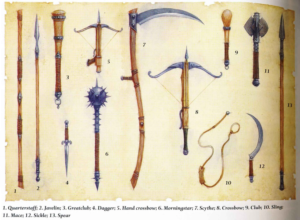how to break a magical weapon 5e