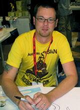Krahulik, Comicon 2009.jpg