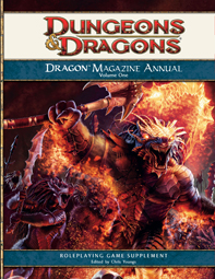 Dragon Magazine Annual front cover