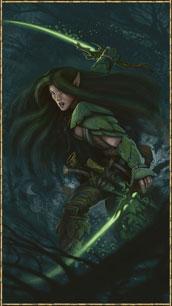 Elf Ranger Female