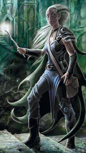 Eladrin Wizard Female