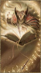 Eladrin Wizard Male