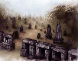 Terror in the Tomb City