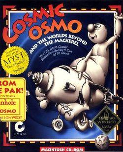 Cosmic Osmo Cover