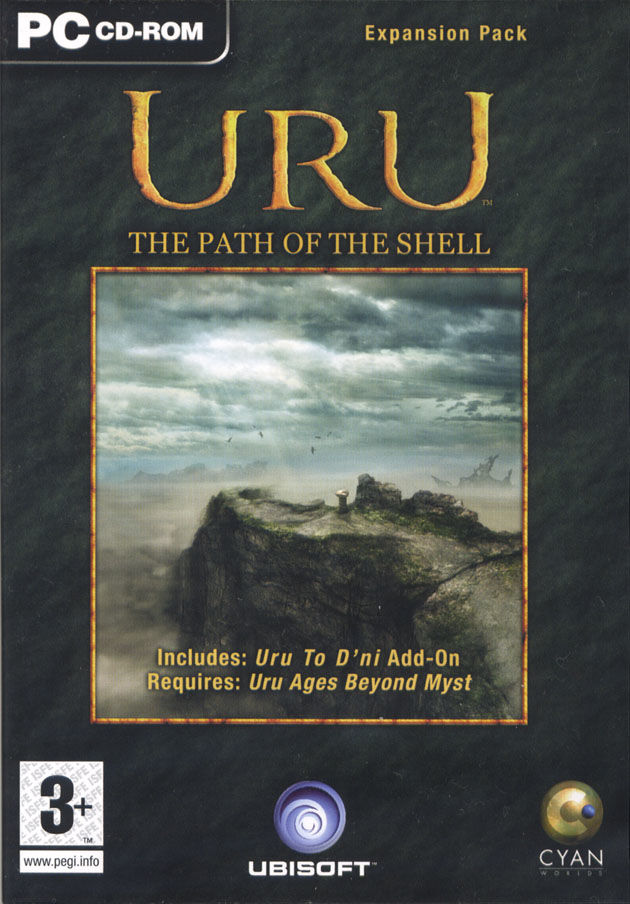 uru the path of the shell