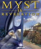 Myst IV box art