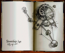 Stoneship journal