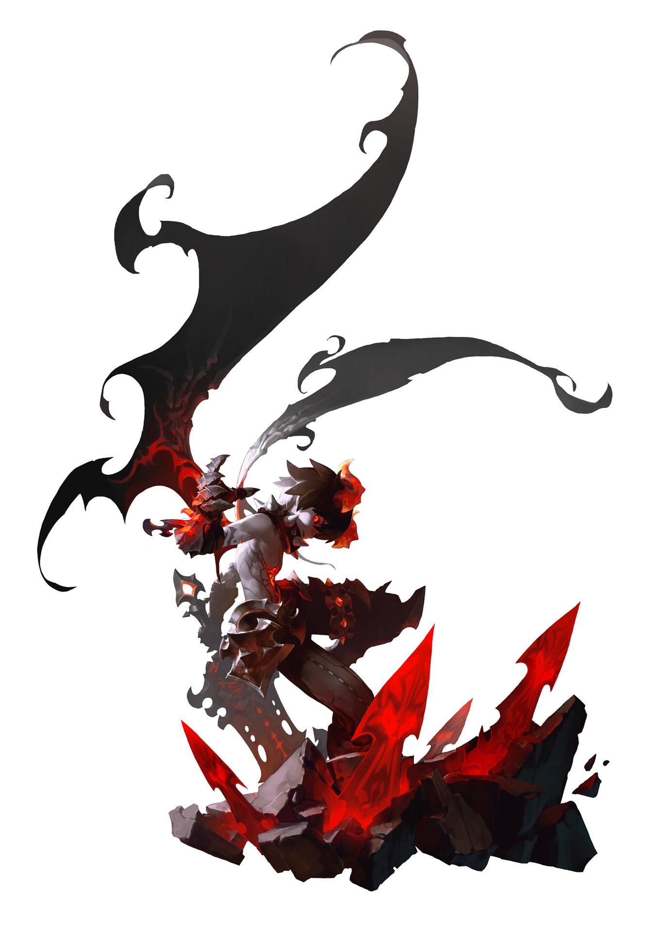 Dark Avenger   Dragon Nest SEA Wiki   FANDOM powered by Wikia