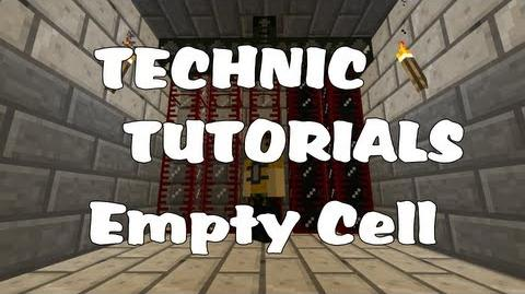 Technic Tutorials 23. Empty Cell