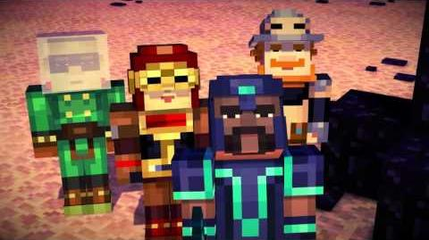 Minecraft Story Mode Episode 2 - Assembly Required trailer