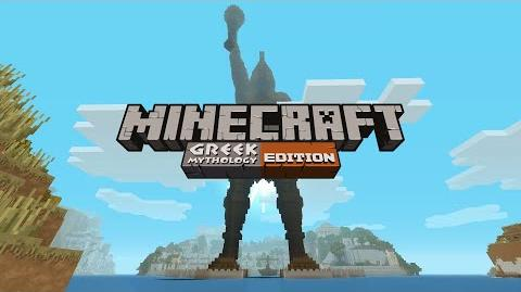 Minecraft Greek Mythology Mash-Up Pack