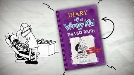 Diary of a Wimpy Kid- The Ugly Truth by Jeff Kinney