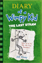 Diary of a Wimpy Kid The Last Straw book cover