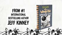 Diary of a Wimpy Kid Wrecking Ball - smashing into stores 11.5