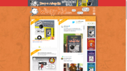 Wimpy Kid The official website for Jeff Kinney's Diary of a Wimpy Kid book series - Google Chrome 10 4 2019 2 48 43 PM