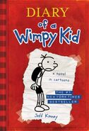 Diary of a Wimpy Kid (Red)