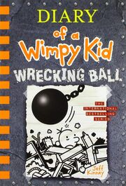 Diary of a Wimpy Kid Wrecking Ball cover