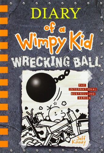 Diary Of A Wimpy Kid Wrecking Ball Diary Of A Wimpy Kid Wiki Fandom