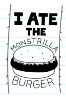 Monstrilla Burger