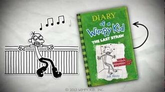 Diary of a Wimpy Kid- The Last Straw by Jeff Kinney