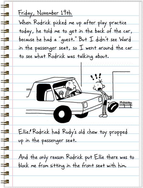 Ellie Diary Of A Wimpy Kid Wiki Fandom