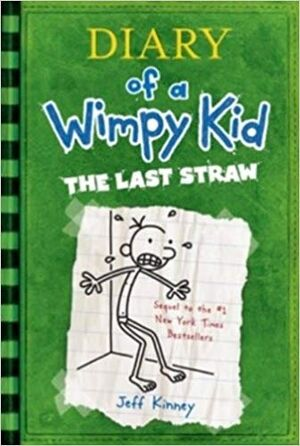Diary of a Wimpy Kid The Last Straw cover