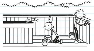 Greg hears a buzzing sound from hot tub cover