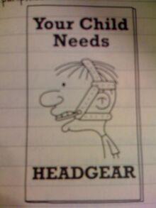 Your Child Needs HEADGEAR