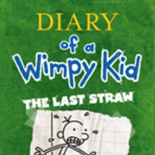 Diary Of A Wimpy Kid The Last Straw Diary Of A Wimpy Kid Wiki Fandom