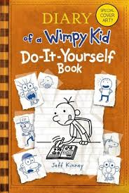 Diary of a wimpy kid do it yourself book diary of a wimpy kid wiki gallery solutioingenieria Choice Image