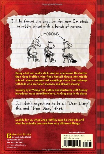 Image book 1 back coverg diary of a wimpy kid wiki fandom book 1 back coverg solutioingenieria Images