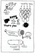 Greg's version of That's you