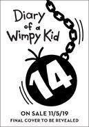 Wimpy Kid Book 14 Teaser