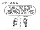 Greg and Holly