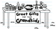 Great Gifts for your Grandkids