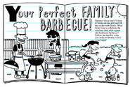 Family Frolic Barbecue page