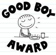 Good Boy Award