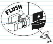 Greg wants a couch toilet